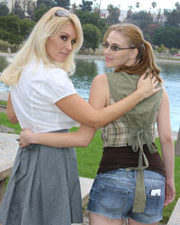 Charlee Search & Samantha Faye